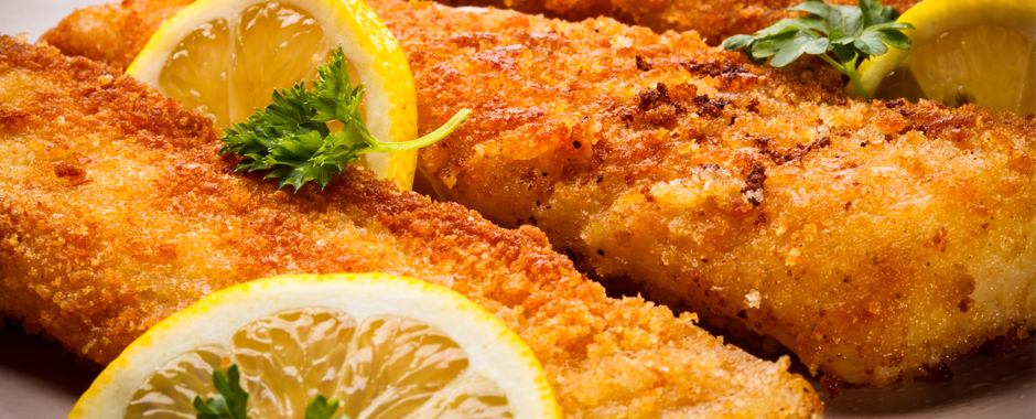 Oven Fried Fish