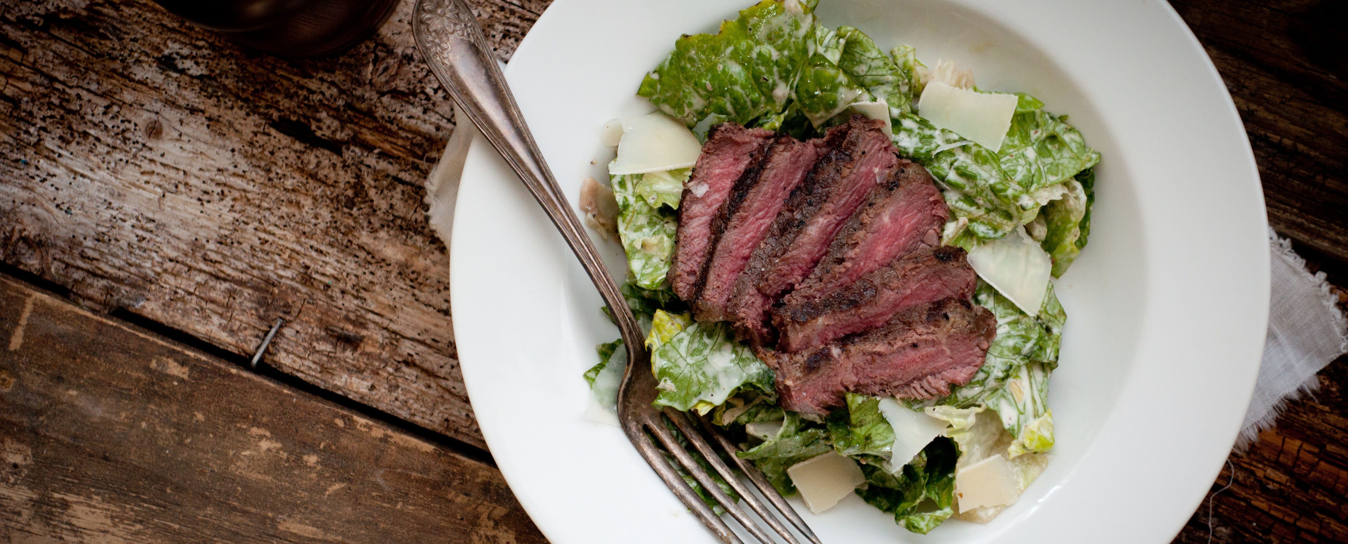Steak Caesar Salad