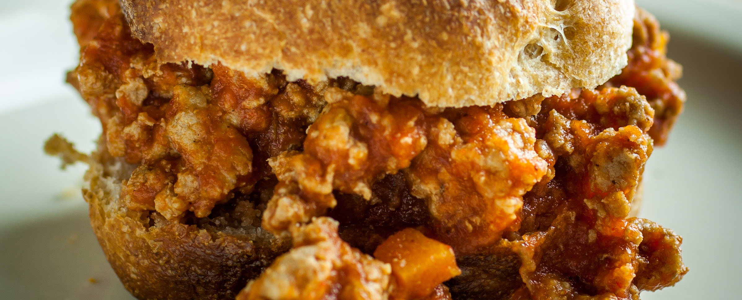 Turkey Sloppy Joe